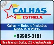 ESTRELA CALHAS FUNILARIA E METALÚRGICA