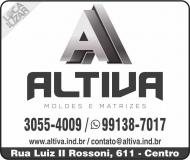 ALTIVA MOLDES E MATRIZES