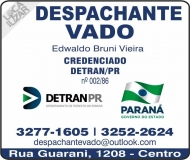 VADO DESPACHANTE