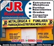 JR METALÚRGICA E FUNILARIA