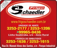 FRIGO SCHAEDLER INDÚSTRIA DE EMBUTIDOS FRIGORÍFICO