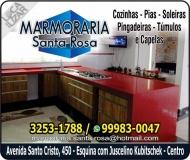 SANTA ROSA MARMORARIA / MÁRMORES E GRANITOS