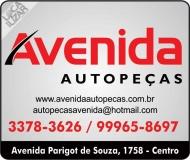 AVENIDA AUTOPEÇAS E ACESSÓRIOS