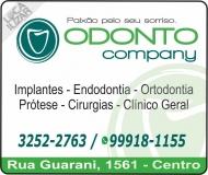 ODONTO COMPANY ODONTOLOGIA