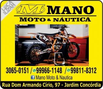 MANO MOTO & NÁUTICA MECÂNICA DE MOTOS