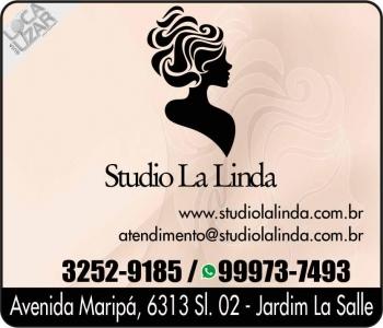 STUDIO LA LINDA  SALÃO DE BELEZA