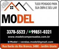 MODEL ABERTURAS EM MADEIRAS / COMPENSADOS