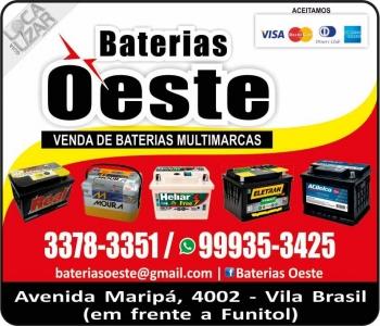 OESTE BATERIAS