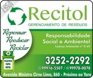 RECITOL COMÉRCIO DE RECICLADOS / RECICLAGEM