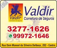 VALDIR SEGUROS CORRETORA DE SEGUROS