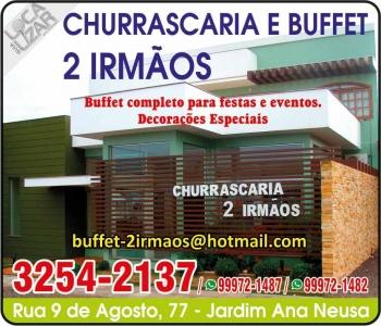 2 IRMÃOS CHURRASCARIA / BUFFET / RESTAURANTE DOIS IRMÃOS