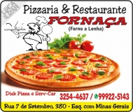 FORNAÇA PIZZARIA E RESTAURANTE / DISK PIZZA