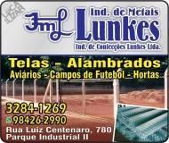 LUNKES INDÚSTRIA DE TELAS METÁLICAS