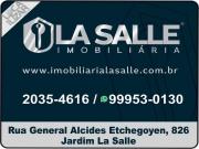Cartão: LA SALLE IMOBILIÁRIA CORRETORA IMÓVEIS