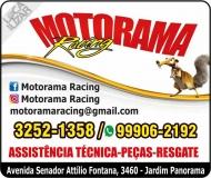MOTORAMA MECÂNICA DE MOTOS MOTOPEÇAS