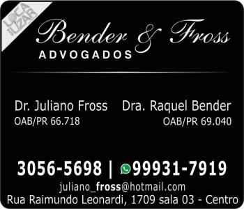 BENDER & FROSS ADVOCACIA