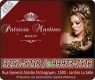 PATRICIA MARTINS MAQUIAGEM SALÃO DE BELEZA