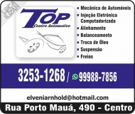 TOP CENTRO AUTOMOTIVO MECÂNICA