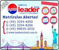 LEADER SCHOOL ESCOLA DE IDIOMAS