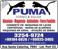PUMA TORNO & SOLDA TORNEARIA