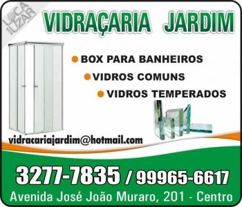 JARDIM VIDRAÇARIA
