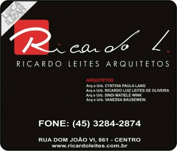 ARQUITETURA RICARDO LUIZ LEITES DE OLIVEIRA ARQUITETOS / URBANISMO