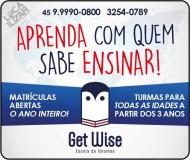 GET WISE ESCOLA DE IDIOMAS