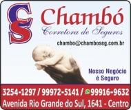 CHAMBÓ CORRETORA DE SEGUROS