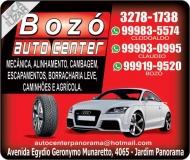BOZÓ AUTOCENTER AUTOMECÂNICA BORRACHARIA