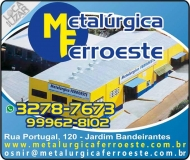 FERROESTE METALÚRGICA
