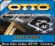 OTTO AR-CONDICIONADO AUTOMOTIVO