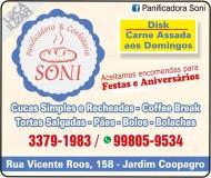 SONI PANIFICADORA / CONFEITARIA