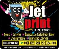 JET PRINT DISK RECARGAS DE CARTUCHOS