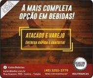 KAILER DISTRIBUIDORA DE BEBIDAS / CARVÃO / GELO