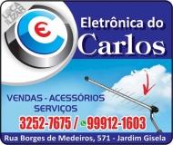 CARLOS ELETRÔNICA