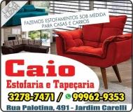 CAIO ESTOFADOS / ESTOFARIA / TAPEÇARIA