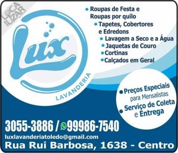 LUX LAVANDERIA
