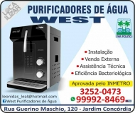 WEST PURIFICADORES DE ÁGUA / FILTROS