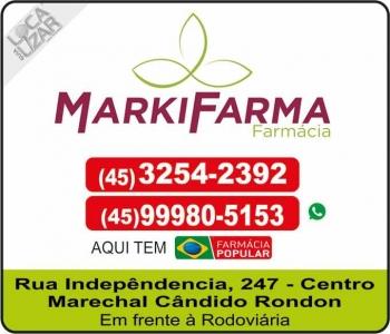 MARKI FARMA FARMÁCIA MEDICAMENTOS E PERFUMARIAS / DISK REMÉDIOS