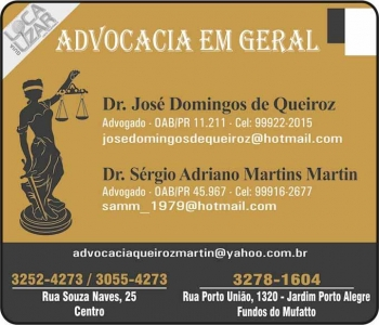 ADVOCACIA SÉRGIO ADRIANO MARTINS MARTIN / DIREITO PREVIDENCIÁRIO
