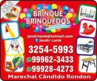 JANDIR VANDERLEI LOCAÇÕES DE BRINQUEDOS PARA RECREAÇÃO