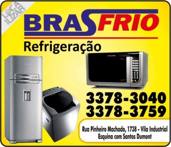 BRASFRIO REFRIGERAÇÃO
