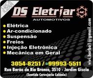DS ELETRIAR AUTOELÉTRICA / AR-CONDICIONADO AUTOMOTIVO