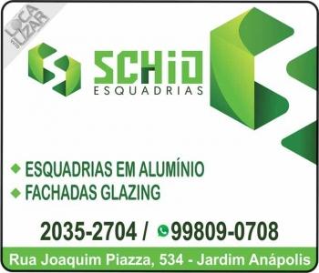 SCHIO ESQUADRIAS ALUMÍNIO / VIDRAÇARIA