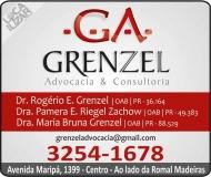 ADVOCACIA ROGÉRIO E. GRENZEL / DIREITO PREVIDENCIÁRIO E EMPRESARIAL / GRENZEL GA