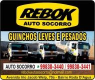 REBOK GUINCHO AUTOSOCORRO