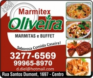 OLIVEIRA RESTAURANTE E BUFFET / DISK MARMITEX