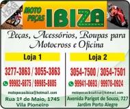 IBIZA MOTOPEÇAS MECÂNICA DE MOTOS