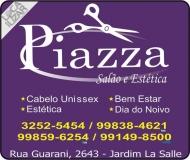 PIAZZA SALÃO DE BELEZA & ESTÉTICA CABELEIREIROS