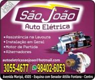 SÃO JOÃO AUTOELÉTRICA